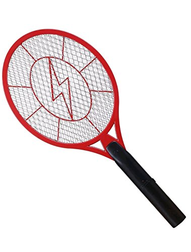 Handheld Bug Zapper Electric Bug Zapper Fly/Mosquito Swatter Best for Indoor and Outdoor Pest Control by Zapz (Image #6)
