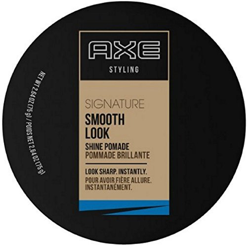 (AXE Styling Smooth Look Shine Pomade 2.64 oz ( Pack of 12))