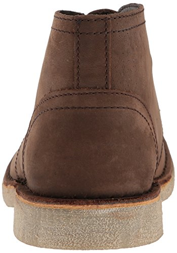 Boot New York Mens Saxon Chukka Boot Dk Brown / Eu Miele