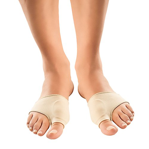 FootMatters Bunion Gel Pad Spandex - Medium