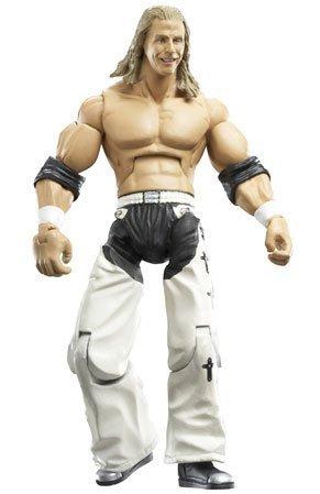 WWE Wrestling Build N' Brawl Series 2 Mini 4 Inch Action Figure Shawn Michaels [Ring Base Piece] by (Wwe Build N Brawl Ring)