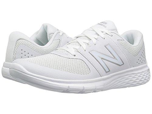 悪党選択内向き(ニューバランス) New Balance レディースウォーキングシューズ?靴 WA365v1 White/White 6 (23cm) B - Medium