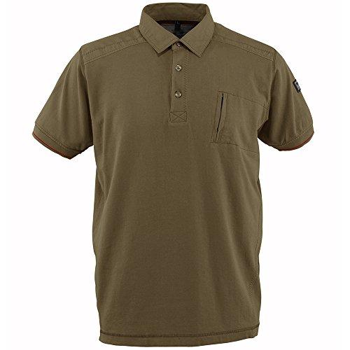 """Mascot Polo-shirt """"Kreta"""", 1 Stück, M, helloliv, 50351-833-119-M"""