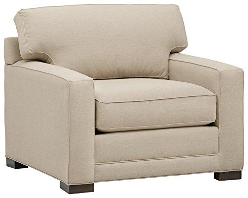 - Stone & Beam Dalton Performance Fabric Living Room Accent Arm Chair, 41.5
