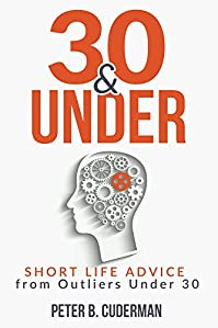 30&under by Peter Cuderman ebook deal