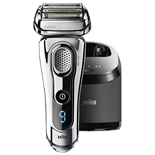 BRAUN Series 9 9295cc Wet & Dry Men's Electric Shaver Japan Version New American Plug by Braun
