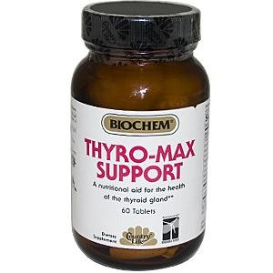 Country Life Thyro-max, 60-Count