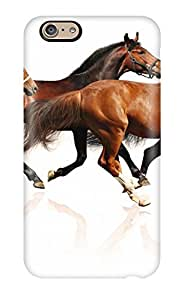 Emilia Moore's Shop 1133440K98143021 Premium Horse Animal Horse Heavy-duty Protection Case For Iphone 6