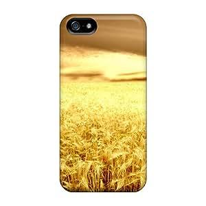 Premium [WXyObee4117pnohz]sanset Farm Case For Iphone 5/5s- Eco-friendly Packaging