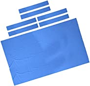 Generic Performance Grade Pool Table Felt - Billiard Cloth - for 9 Foot Table - Choose of Colors