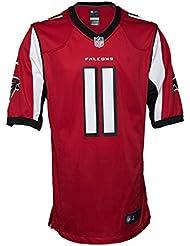 NIKE Julio Jones Atlanta Falcons Game Jersey - Red