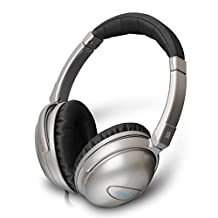 DIZA100 Lightweight Portable Wired Headphones Over Ear Corded Headset for PC, Cell Phone, Tablet, MP3