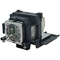 AuraBeam Professional Eiki LCXB250 Projector Replacement Lamp with Housing (Powered by Philips)