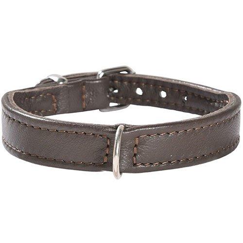 Bobby Escapade Collar, Size 40, Brown