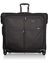 Alpha 2 - 4 Wheeled Extended Trip Garment Bag - Black