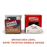 Wobble Wedges Flexible Plastic Shims