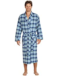 Mens Flannel Robe b285c0d0f