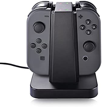 Sunix Nintendo Switch Joy Con 4-in-1 Charging Dock