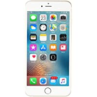 Apple iPhone 6 Plus, GSM Unlocked, 16GB - Gold (Refurbished)