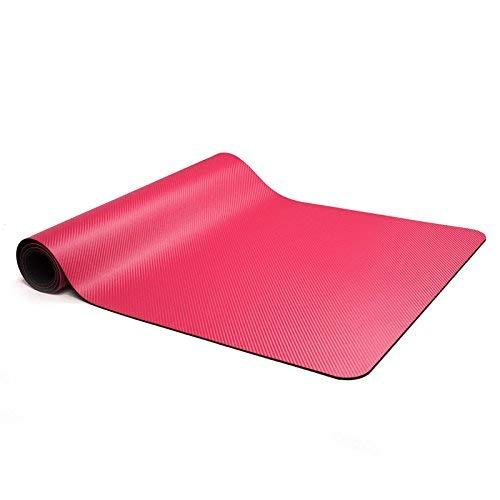 MEIDI Home Familien-Yogamatte 6mm umweltfreundliche Fitnessmatte Yogamatte für Fitnessstudio