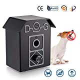 Anti Barking Device - Kaiercat Ultrasonic Dog Bark Control Devices Indoor/Outdoor Bark Deterrent Safe for Humans and Dogs