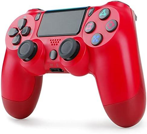 JIEREAMKA PS4 Wireless Controller – Compatible...