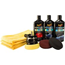 Meguiar's G55107 DA Power System Kit