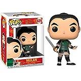 Disney Mulan - Boneco Pop Funko Mulan como Ping #629
