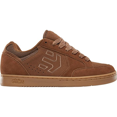 Etnies Men's Swivel Skate Shoe, Brown/Brown/Gum, 11.5 Medium US