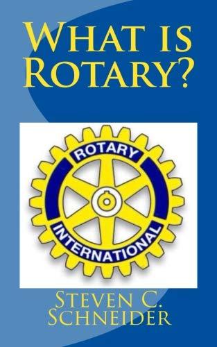 (What is Rotary?: The Ferris Wheel Speech )