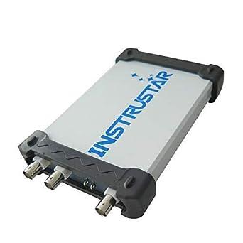 ISDS220B 60M 200MS//s PC USB Oscilloscope Spectrum Analyzer DDS Signal Generator ISDS220B USB Oscilloscope