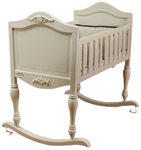 Orbelle Gaga Cradle, French White by Orbelle