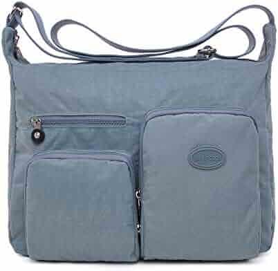 5d3fe5a1d328 Shopping Nylon - 2 Stars & Up - Browns or Greys - Handbags & Wallets ...
