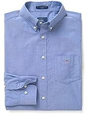 GANT Men's THE BROADCLOTH REG BD Sport Shirt