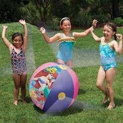 Disney Princess Big Ball Sprinkler