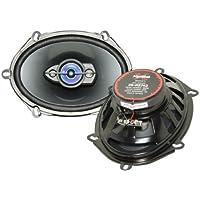 Sony Xplod Xs-t5743 5x7 or 6x8 190 Watt Each 4 Way Car Speakers