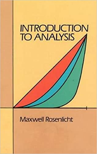 Introduction to Analysis (Dover Books on Mathematics)