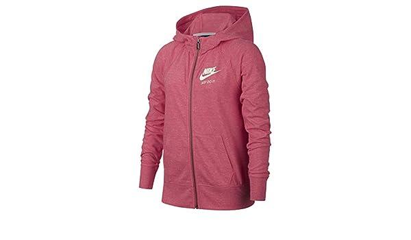 Nike Girls Sportswear Vintage Hoodie Sudadera, Niñas: Amazon.es: Deportes y aire libre