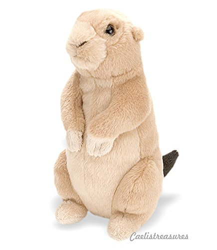 Sing 12' Plush (Stuffed Plush Cutie Prairie Dog - Stuffed Plush Animal 8 Inch Cutie Prairie Dog Suitable For Babies and Children - Perfect Birthday Gifts - Toy Doll for Kids and Toddlers)