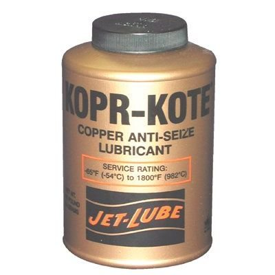 SEPTLS39910092 - Jet-Lube Kopr-Kote High Temperature Anti-Seize Gasket Compounds - 10092 by Jet-Lube
