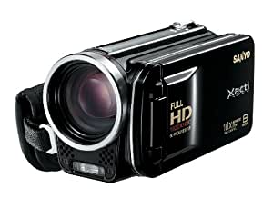 Sanyo VPC-FH1A Full HD Video and 8 MP Digital Photos (Black) (Discontinued by Manufacturer)