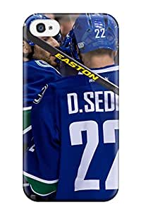 Protection Case For Iphone 4/4s / Case Cover For Iphone(vancouver Canucks (19) )