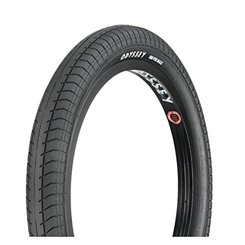 Odyssey Bmx Tires - Odyssey Tires Path Pro Slick Low-Psi 20X2.4 Bk/Blk - T-232-BK
