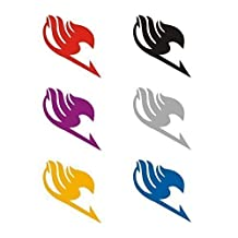 Gracenn Fairy Tail Temporary Tattoo Cosplay Set of 6pcs by Gracenn