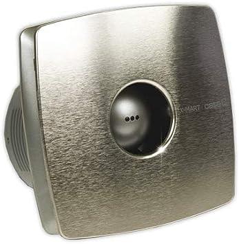 Extractor baño CATA XMART 10 H Inox | CATA: Amazon.es: Bricolaje y ...