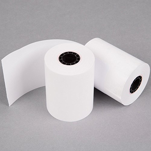 Clover Mini POS Thermal Receipt Paper (50 Rolls)Thermal Tiger Brand by Thermal Tiger
