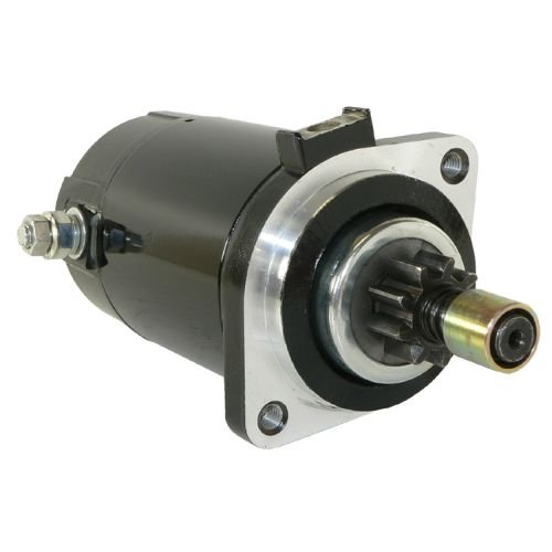 Db Electrical Shi0031 Starter For  1984-96 Yamaha Outboard S114-323,115, 1230,150,175,200, 115, 40,130,150,50 Hp,6E5-81800-10-00, 6E5-81800-11-00, 6E5-81800-12-00, 6E58180010, 6E58180011, 6E58180012 by DB Electrical