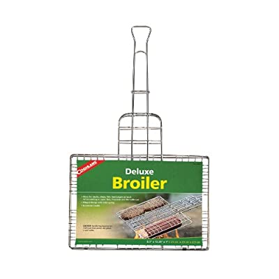 Coghlan's Deluxe Grill Broiler Basket by Coghlans