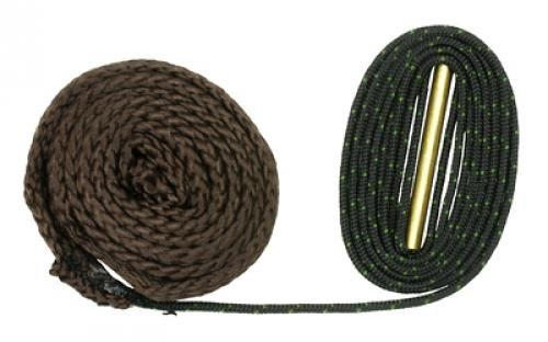 Hoppe's Original Rifle BoreSnake with Den