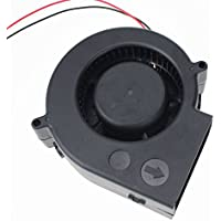 GDSTIME 97mm x 33mm Dc 12 Volt BBQ Brushless Blower Cooling Fan
